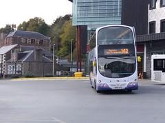SN55HFD (Transport-Photos) Tags: first firstgroup bordersbuses scotland galashiels volvo b7tl volvob7tl wrighteclipsegemini2 gemini2 wrightgemini2 eclipsegemini2 sn55hfd
