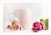 Fleurs de printemps (P@ti16) Tags: naturemorte blanc rose
