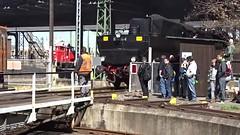 52 8154 kommt zurück (Thomas230660) Tags: dresden eisenbahn dampf dampflok steam steamtrain sony