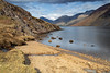 Wast Water 2 (RichySum77) Tags: cumbria uk england rock rocks sand canon eos 80d clouds blue sigma pebbles