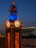 LR Shanghai 2016-113 (hunbille) Tags: birgitteshanghai6lr china shanghai pudong district music clock tower lujiazui disney store plaza clocktower disneystoreplaza