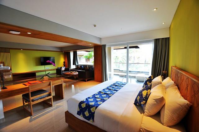 バリ島の日系ホテル:ホテル ニッコー バリ ベノア ビーチ