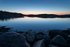 Bohus blues (Per-Karlsson) Tags: marstrand sea seascape water waterscape stillness tranquility blue bluehour dusk sweden swedishwestcoast bohuslän bohuslan rocks granite