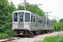 Illinois Ry Museum #2243 (Jim Strain) Tags: jmstrain railroad railway cta transit chicago illinois museum rapid
