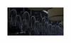 Murciélagos de cristal (juan jose aparicio) Tags: vasos glasses ship cristal copas cups bar contrast rithm ritmo repetición