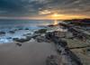 Starburst Sunrise (jasty78) Tags: waves beach rocks seascape sunrise kingsbarnsbeach kingsbarns fife scotland nikond7200 tokina1116mm