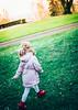 Red shoes girl (Joeydarkroom) Tags: red enfant enfance fille petite nature portrait nikond7100 nikon france