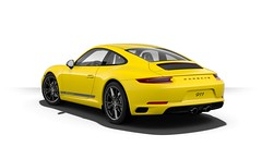 Porsche Carrera T (IsaacDC) Tags: porsche porscheconfigurator porsche911 carrarat 911carrera 911carrerat racingyellow wheelheroes