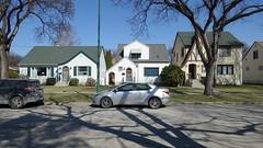 1940's Houses / Rockwood (POP SNAP) Tags: 1940shouses rockwood winnipeg canada