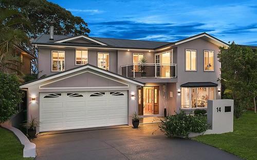 14 Aubrey St, Killarney Vale NSW 2261