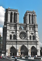 Notre Dame (stevelamb007) Tags: france paris notredame cathedral church