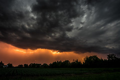 Natural lightshow (Bauer Florian) Tags: nature storm blitz heaven himmel wolken cloud thunder sony ilce7rm2 langzeitbelichtung
