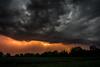 Natural lightshow (Bauer Florian) Tags: nature storm blitz heaven himmel wolken cloud thunder sony ilce7rm2 langzeitbelichtung