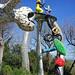 Le Pape (Le Jardin des Tarots de Niki de Saint Phalle à Capalbio, Italie)