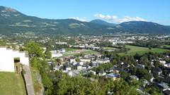 Salzburg, Nonntal seen from Castle Hohensalzburg [28.08.2014] (b16aug) Tags: geo:lat=4779459443 geo:lon=1304732778 geotagged altstadt austria aut salzburg