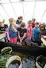 Sustainability_STORC_EPIC_20180417_0269 (Sacramento State) Tags: universitycommunications sacramentostate californiastateuniversitysacramento sacstate sustainability storc campus tour garden flower aquaponics greenhouse kids