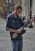 Street Guitarist (Scott 97006) Tags: guy man musician guitarist sounds music solo entertainment
