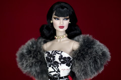 Veronique Perrin Fetish Fatale. (U-Gin Starr) Tags: fr fashiondolls fashion fashionroyalty integritytoys veroniqueperrin fetishfatale