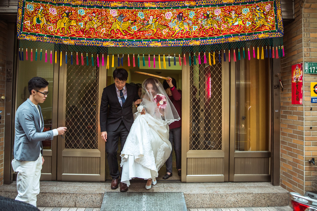 婚禮紀錄,宴客地點,桃園來福星花園大飯店,婚攝
