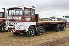 HZ 7871 (ambodavenz) Tags: erf 68cu truck canterbury kirwee newzealand