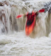 _DSC5147 (edneypaul) Tags: glencoe imageseen kayak scotland action waterfall
