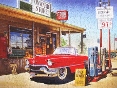"""""""Onward Store Gas Station"""" (Puzzler4879) Tags: puzzles puzzling jigsawpuzzles jigsaws onwardstore onwardstoregasstation onwardstoregasstationpuzzle a590is canona590is powershota590is canonpowershota590is canonpowershot powershot canon canonphotography canonaseries canonpointandshoot pointandshoot"""