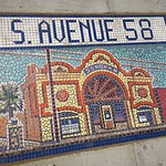 South Avenue 58 Mosaic thumbnail