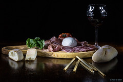 Made in Italy (Silver_63) Tags: pane samale made italy light painting food