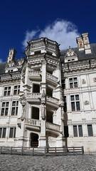 Escalier Francois 1er, Château de Blois (Julien Maury) Tags: 2018 châteauxdelaloire loire châteaux patrimoine architecture châteaudeblois blois