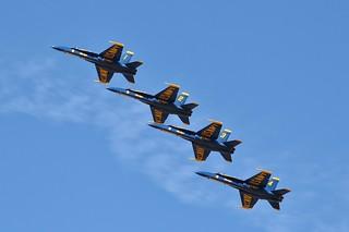 The Navy Blue Angels-1 thru 4 of 6