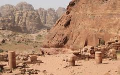 Petra (Wild Chroma) Tags: petra wadi musa wadimusa jordan nabatean ancient archeological unesco