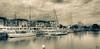 Le port de La Rochelle (Didier Gozzo) Tags: flickrsbest water eau canon outdoor océan boats bateaux sea mer charentemaritime poitoucharentes larochelle port