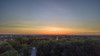 Eastenr View - 042118-062944 (Glenn Anderson.) Tags: sun mavicpro drone sunrise dusk morning outdoor sky cloud skyscape solar serene landscape cloudsstormssunrisesandsunsets clouds calm trees