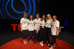 Psychology Associates on the Red Dot at TEDxExeter 2018 (TEDxExeter) Tags: tedxexeter exeter tedx tedtalks ted audience tedxevent speakers talks exeternorthcott northcotttheatre devon crowd inspiring exetercity tedxexeter2017 england eng