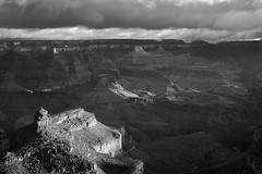 IV. Gorge(ous) (NaVid photos) Tags: nature minolta bw landscape beautiful grandcanyon arizona sony sunlight