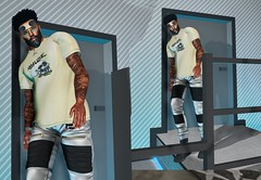 Rude Boy. (Miguel Levi) Tags: betrayal hevo fame homme secondlife