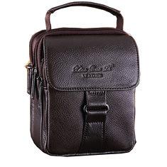 Genuine Leather Waist Bag Business Sling Bag Dual-use Handbag For Men (1139637) #Banggood (SuperDeals.BG) Tags: superdeals banggood bags shoes genuine leather waist bag business sling dualuse handbag for men 1139637