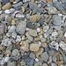 Pebbles on Maenporth Beach