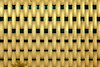Golden wall (Maerten Prins) Tags: netherlands nederland holland utrecht cope papendorpseweg papendorp parking garage gold metal pattern gaatjes dots holes tree reflection windows geometry geometric lines line curve curves abstract nature bird