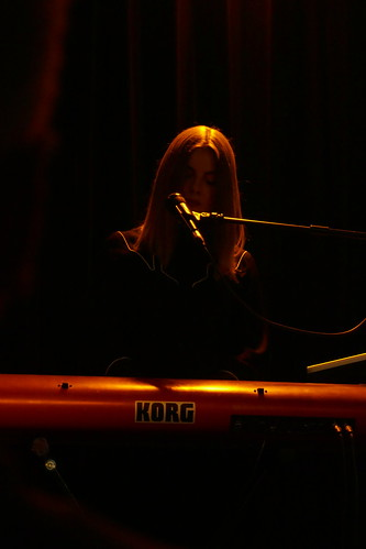 Julia on piano @ POKiS, Płock, 06.04.2018