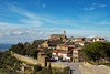 Montalcino (SI) (Darea62) Tags: village valdorcia tuscany unesco montalcino borgo toscana italy castle ancient history trees sky clouds hill wall wine brunello
