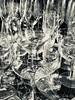 Glasses (Kristjan Aunver) Tags: ankhjufer glas glass verre verres collection light cupboard glasamling solljus motljus svartvitt bw