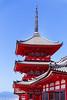 Kiyomizudera - Kyoto, Japan (Espen Faugstad) Tags: kiyomizudera temple shrine pagoda japan kyoto