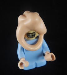 The stuff of nightmares (donuts_ftw) Tags: lego minifig minifigure baby creepy