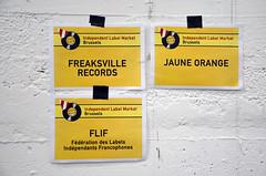 FLIF and Freaksville Records at Wiels (Marc Wathieu) Tags: humptydumpty humptydumptyrecords humpty dumpty records blackbasset blackbassetrecords black basset luik luikrecords rockerill rockerillrecords openyoureyesrecords openyoureyes subfield subfieldrecords exagrecords exag 2018 music indie freaksvillerecords freaksville freaksvillepublishing label vinyl k7 cd wiels independentlabelmarket brussels belgium fédérationdeslabelsindépendantsfrancophones flif fédération indépendant francophone