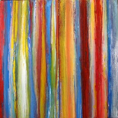 Primavera - spring (Peter Wachtmeister) Tags: artinformel art mysticart modernart popart artbrut phantasticart minimalart acrylicpaint abstract abstrakt surrealismus surrealism hanspeterwachtmeister