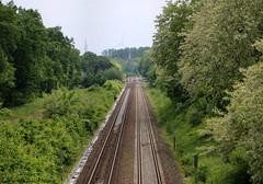 be-MINE, Beringen (Rick & Bart) Tags: beringenmijn limburg mine bemine history architecture rickvink rickbart canon eos70d beringen railroad track