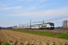 E402 030 (Paolo Brocchetti) Tags: paolobrocchetti e402a trenitalia ic bahn rail nikon d810