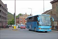 Edwards Coaches P400EDW(ex BX05UVT) (welshpete2007) Tags: edwards coaches setra p400edw bx05uvt