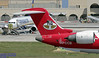 SU-CCB LMML 07-04-2018 (Burmarrad (Mark) Camenzuli Thank you for the 12.2) Tags: airline petroleum air services aircraft bombardier crj900 registration succb cn 15370 lmml 07042018